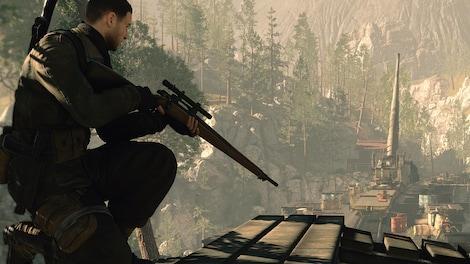 Sniper Elite 4 Steam Key GLOBAL - gameplay - 9
