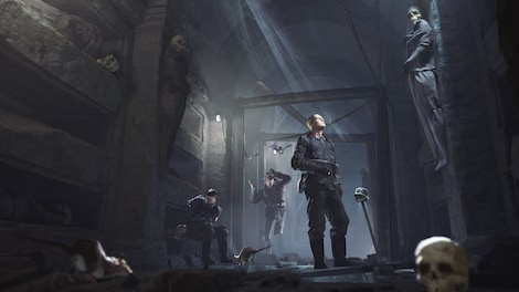 Wolfenstein: The Old Blood Steam Key GLOBAL - rozgrywka - 4