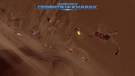 Homeworld: Deserts of Kharak Steam Key GLOBAL - gameplay - 2