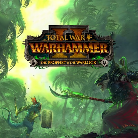 Total War: WARHAMMER II - The Prophet & The Warlock Steam Gift GLOBAL