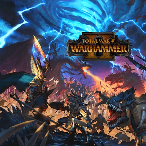 total war warhammer ii steam key global g2a com
