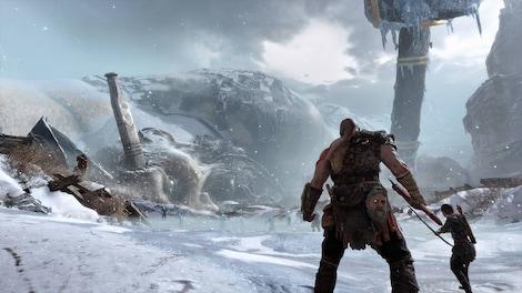 God of War Digital Deluxe Edition PSN Key UNITED KINGDOM - gameplay - 4