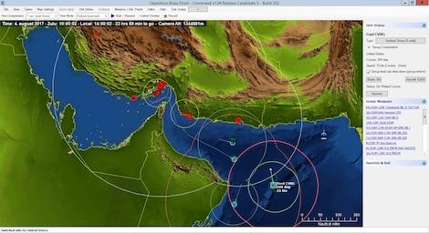 Command: Modern Air / Naval Operations WOTY Steam Key GLOBAL - gameplay - 6