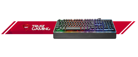 Trust Gaming GXT 860 Thura Black