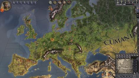 Crusader Kings II Steam Key GLOBAL - gameplay - 26