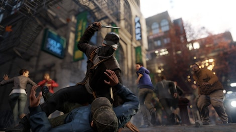 So what is included in deluxe edition? :: watch_dogs general.