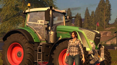 Farming Simulator 17 Steam Key GLOBAL - gameplay - 3