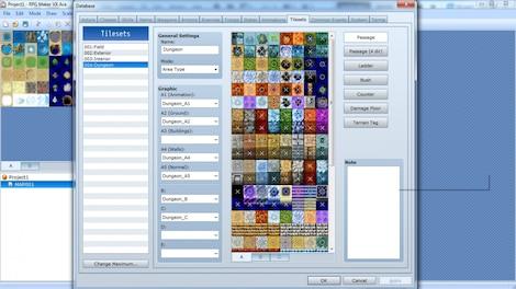 RPG Maker VX Ace Deluxe Steam Key GLOBAL - screenshot - 6