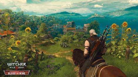 The Witcher 3: Wild Hunt - Blood and Wine Key Steam GLOBAL - captura de tela - 3