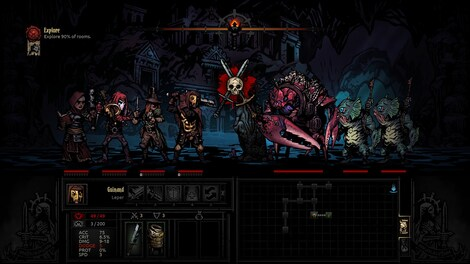 Darkest Dungeon Steam Key GLOBAL - gameplay - 14