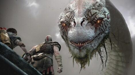 God of War Digital Deluxe Edition PSN Key UNITED KINGDOM - gameplay - 5