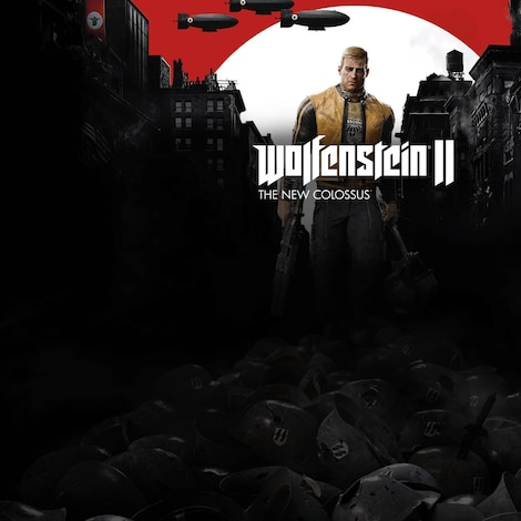 Wolfenstein II: The New Colossus Steam Key GLOBAL - gameplay - 4