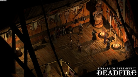 Pillars of Eternity II: Deadfire Steam Key PC GLOBAL - gameplay - 8