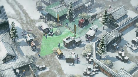 Shadow Tactics: Blades of the Shogun Steam Key GLOBAL - gameplay - 8