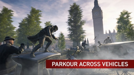 Assassin's Creed Syndicate Uplay Key GLOBAL - gameplay - 6