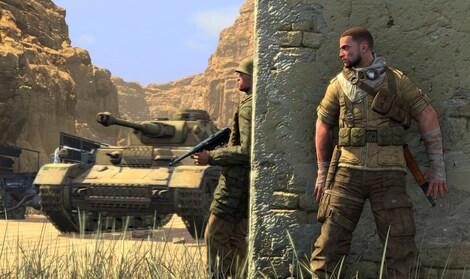Sniper Elite 3 + Hunt the Grey Wolf Key Steam GLOBAL - screenshot - 8