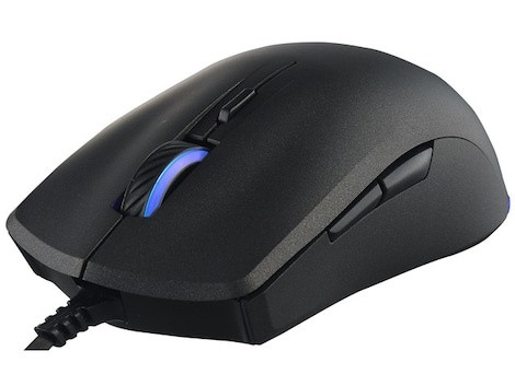 COOLER MASTER MASTERMOUSE S WIRED OPTICAL GAMING MOUSE - 7200 DPI RGB