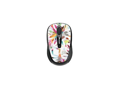 Microsoft Wireless Mobile Mouse 3500 USB ER English Artist Zhoe Retail