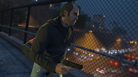 Grand Theft Auto V Steam Key GLOBAL - gameplay - 21