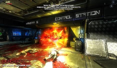 Dead Effect Steam Key GLOBAL - rozgrywka - 4