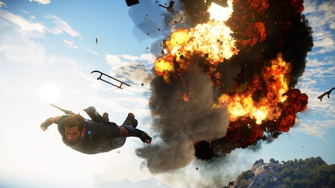 Just Cause 3 Steam Key GLOBAL - gameplay - 12