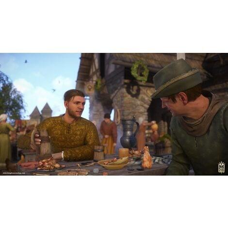 Kingdom Come: Deliverance Steam Key RU/CIS - gameplay - 3