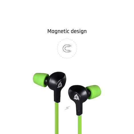KLIM Pulse Bluetooth 4.1 Earphones - Wireless Earbuds – Noise Reduction – Sport, Music, Phone Calls, Gaming - product photo 1