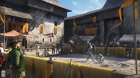 Kingdom Come: Deliverance Steam Key PC EUROPE - gameplay - 5