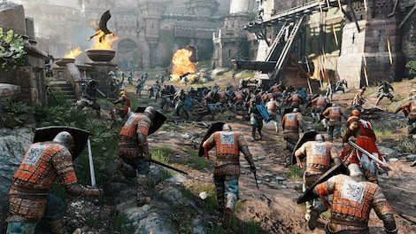 For Honor Uplay Key ROW - gameplay - 6