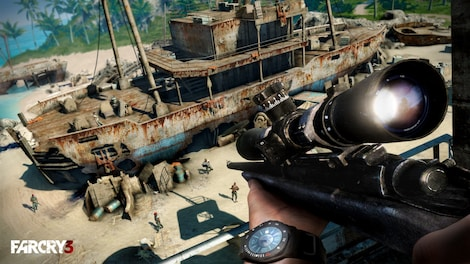 Far Cry 3 Uplay Key GLOBAL - gameplay - 6