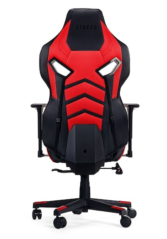 DIABLO X-FIGHTER Gaming Chair Black & red