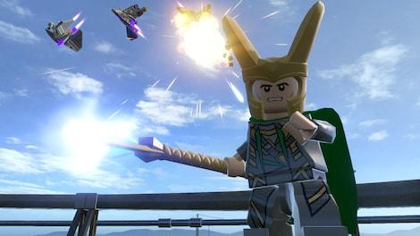 LEGO MARVEL's Avengers Steam Key GLOBAL - rozgrywka - 3