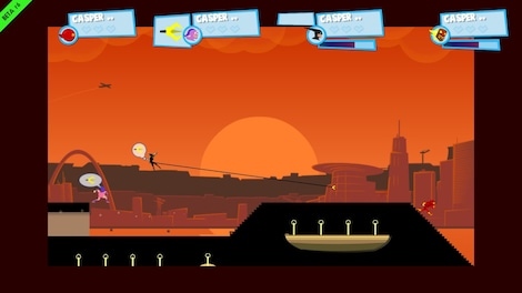 SpeedRunners Steam Key GLOBAL - gameplay - 12