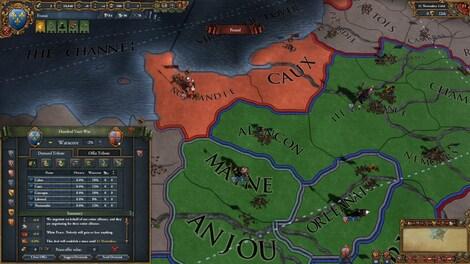 Europa Universalis IV: Art of War Key Steam GLOBAL - képernyőkép - 11