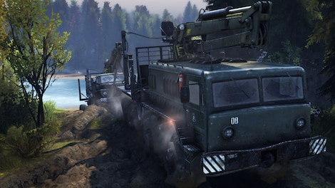 Spintires Steam Key GLOBAL - gameplay - 11