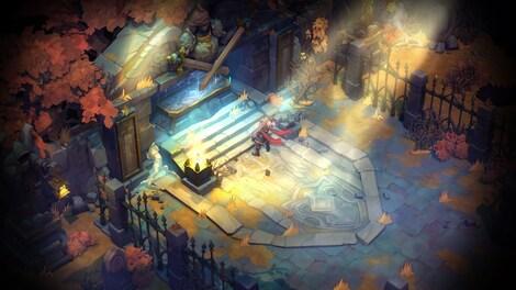 Battle Chasers: Nightwar Steam Key PC GLOBAL - rozgrywka - 4