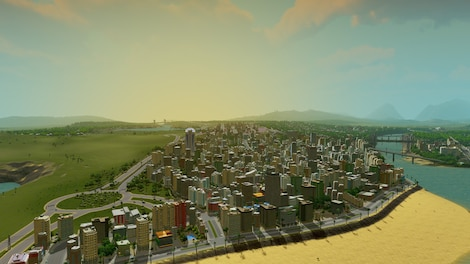 Cities: Skylines Deluxe Edition Steam Key GLOBAL - gameplay - 12