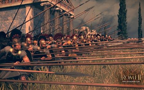 Total War: ROME II - Emperor Edition + 4 DLCs Steam Key GLOBAL - rozgrywka - 19