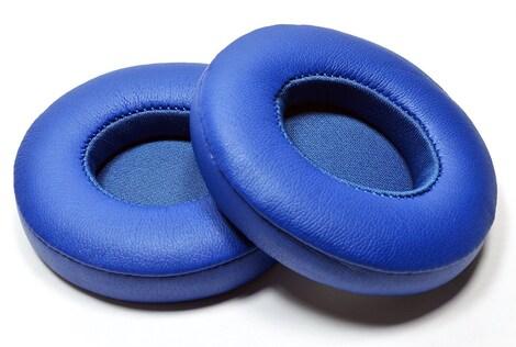 [REYTID] Beats by Dr. Dre Solo3 & Solo 3 Wireless Ear Cushion Kit - Blue - Headphone Ear Pads Blue