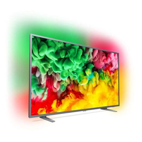 Smart TV Philips 55PUS6703 55 Inch LED 4K Ultra HD WIFI Black