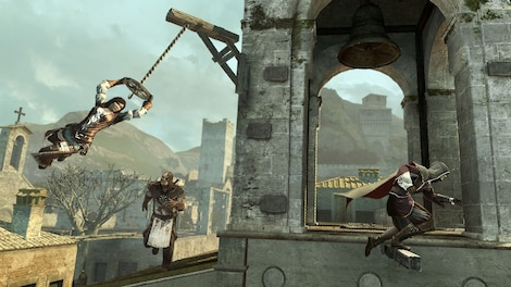 Assassin's Creed: Brotherhood - Deluxe Edition Uplay Key GLOBAL - gameplay - 24