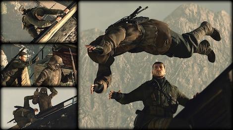 Sniper Elite 4 Steam Key GLOBAL - gameplay - 8