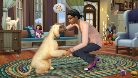 The Sims 4: Cats & Dogs Key Origin PC GLOBAL - screenshot - 3