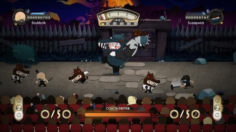 Foul Play Steam Key GLOBAL - gameplay - 4
