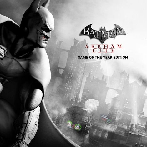 Batman: Arkham City GOTY Edition Steam Key GLOBAL - jugabilidad- 8
