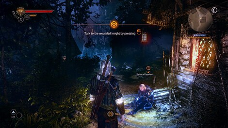 The Witcher 2 Assassins of Kings Enhanced Edition Steam Key GLOBAL - gameplay - 6