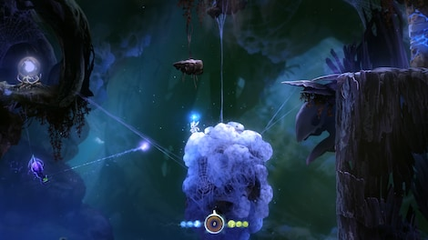 Ori and the Blind Forest Steam Key GLOBAL - gameplay - 17