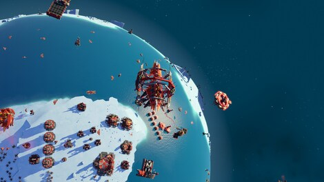 Planetary Annihilation: TITANS Steam Key GLOBAL - gameplay - 5