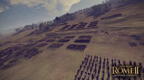 Total War: ROME II - Emperor Edition + 4 DLCs Steam Key GLOBAL - rozgrywka - 21