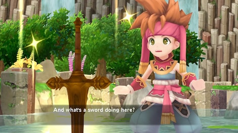 Secret of Mana Steam Key GLOBAL - gameplay - 7